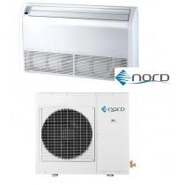 Nord NUD35ZD/A-T / NUD35W/NhA-T Parapet-mennyezeti Split Klíma, Légkondicionáló