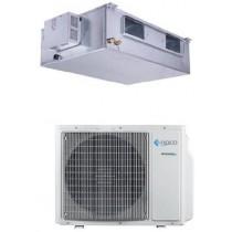 Nord NFH36K3FI / NUHD36NK3FO Légcsatornázható Klíma, Légkondicionáló