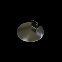 Climastar Tartóláb - 20cm Rozsdamentes Acél (100x50modelhez)