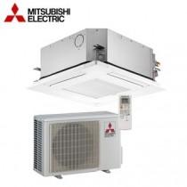 Mitsubishi SLZ-KF50VA/SUZ-KA50VA5 Multi split négyutas kazettás klíma